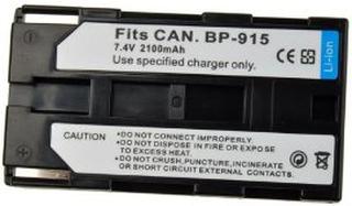 Ersättningsbatteri BP-915