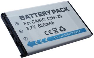 Ersättningsbatteri NP-20