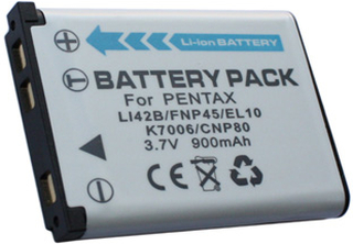 Ersättningsbatteri EN-EL10