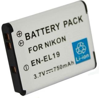 Ersättningsbatteri EN-EL19