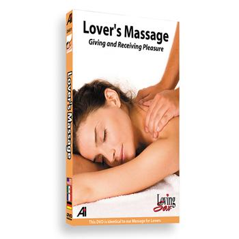 Kärleksfull Massage, Utbildnings-DVD | Njuthuset.se
