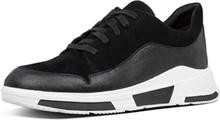 Fitflop Freya Low Top Sneaker Black