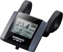 Shimano Steps SC-E6000 Cykeldator Svart, Cykeldator til Shimano Steps