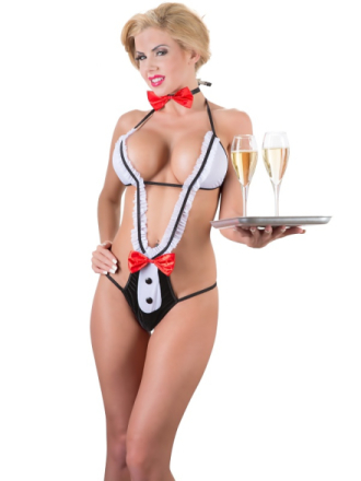 Cottelli Collection: Sexy Waitress