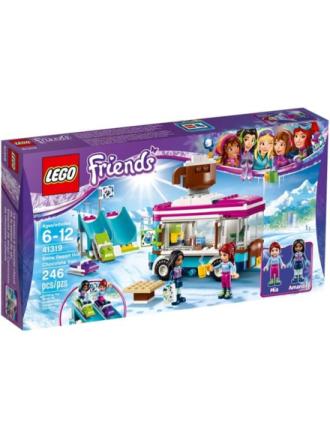 Friends Snow Resort Hot Chocolate Van - 41319 - Proshop