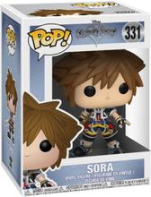 Kingdom Hearts - Sora vinylfigur 331 -Funko Pop! - multicolor