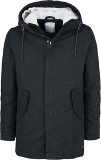 Produkt - Parka 007 Teddy Jacket -Vinterjakke - svart
