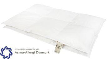 Junior Dyne Pure & Care - 100x140 cm - Helårsdyne - Moskusdun