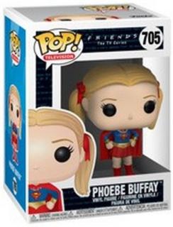 Friends - Phoebe Buffay Vinylfigur 705 -Funko Pop! -