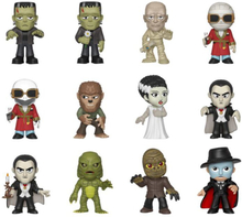 Universal Monsters - Mystery Mini Blind Season 2 - Funko Mystery Minis - multicolor