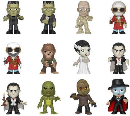 Universal Monsters - Mystery Mini Blind Season 2 - Funko Mystery Minis - multicolor