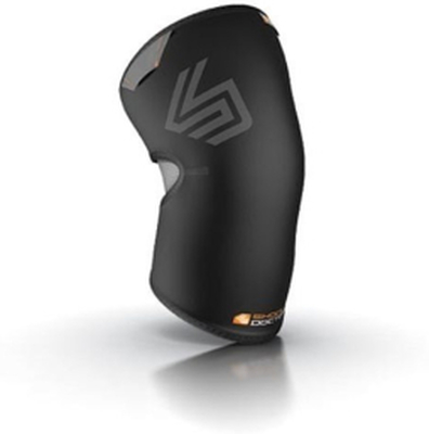Shock Doctor Knee Compression Sleeve - Svart - XXL