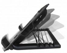Kølingsbase for en laptop Ewent EW1258 17 Sort