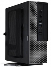 Mini ITX-mid-tower case CoolBox CAJCOOIT05 Sort