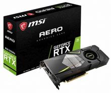 Gaming-grafikkort MSI NVIDIA RTX 2080 AERO 8 GB GDDR6