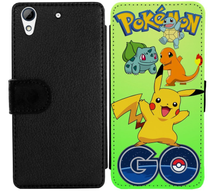 HTC Desire 626 Plånboksfodral Pokemon Go - CDON.COM