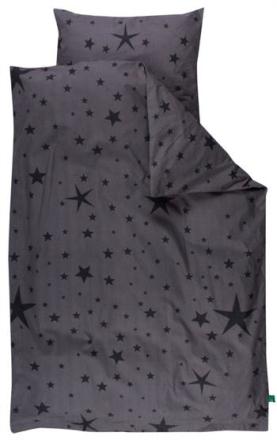 Økologisk Baby sengetøj - Freds World - 70x100 cm - Stjerner - Home-tex