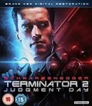 Terminator 2 - Judgment Day (Blu-ray) (Tuonti)