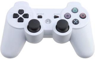 Handkontroll, Bluetooth till Playstation 3 (Vit)
