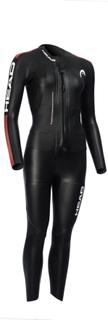 HEAD Swim Run Base Dame Våtdrakt Sort, Svømming og løping med rå ytelse!