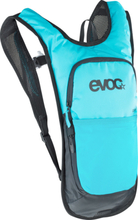 EVOC CC Lite Performance Backpack 2l + 2l Bladder neon blue 2020 Cykelryggsäckar