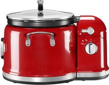 KitchenAid Multicooker med Rörtorn Röd