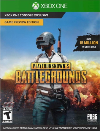 Player Unknown's: Battlegrounds (PUBG)