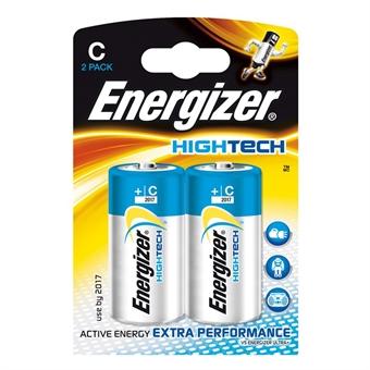 ENERGIZER Paristo C/LR14, 2-pack
