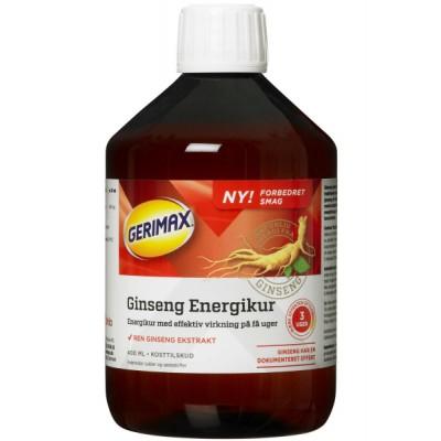 Gerimax Inkivääri Energia 400 ml