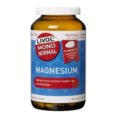 Livol Mono Normal Magnesium 150 kpl