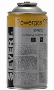 Sievert Gas till Handyjet Gasbrännare 175 g