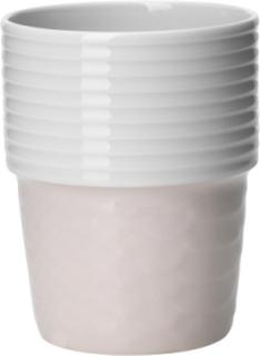 Filippa K Kaffemugg 31 cl Pearl 2 st
