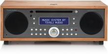 Tivoli Audio Music System Bluetooth Metallic Taupe Cherry