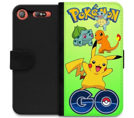 Sony Xperia XZ1 Compact Plånboksfodral Pokemon Go - CDON.COM