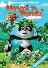 Myyrä ja Panda 7