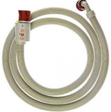 ELECTROLUX Load Pipe Safety System for Washing machines Straight / Recurve 2,5 m