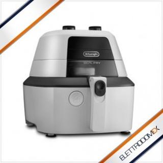 DE LONGHI 0125392024 IdealFry FH2133 Air Fryer White Color