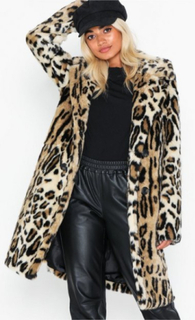 Vero Moda Vmrioharper 3/4 Faux Fur Jacket Frakker