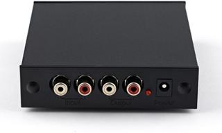 Rega Fono Mini A2D Phonoförstärkare, Svart