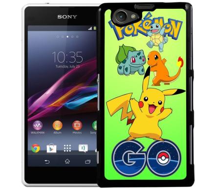 Sony Xperia Z1 Compact Mobilskal Pokemon Go - CDON.COM
