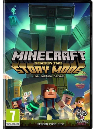 Minecraft: Story Mode - Season Two - Windows - Action - Proshop