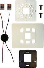 Schneider CCT51500 Väggmonteringskit för Wiser Home Touch