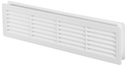 120x440mm interne døren plast Ventilation gitter Air Vent forskelli...