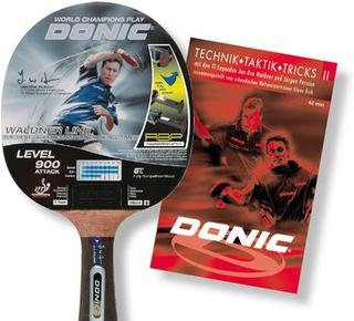 Waldner 900 + DVD (5*)