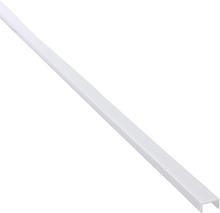 Hide-a-Lite U-profil Hög Täcklock till aluminiumprofiler, 2 m Opal