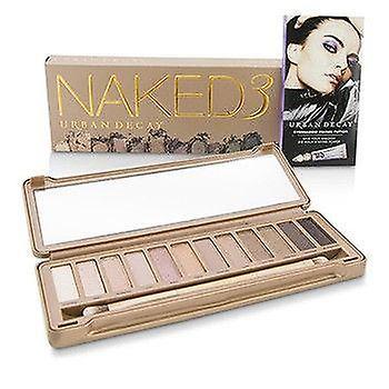 Urban Decay Naked 3 Eyeshadow Palette: 12 x Eyeshadow 1 x fördubbla...