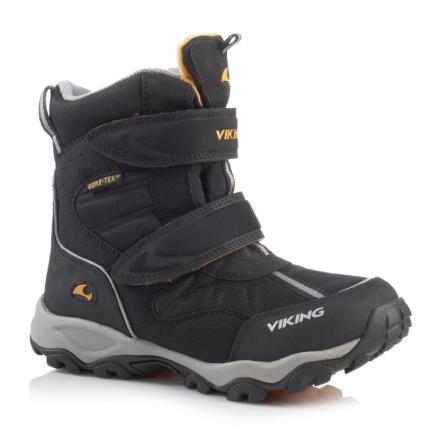 Viking Footwear Bluster II Gore-Tex Kids Barn Vinterkängor Svart UK 11,5/EU 30