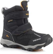 Viking Footwear Kid's Bluster II Gore-Tex Barn Vinterkängor Svart EU 30