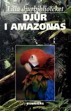 Lilla djurbiblioteket 2 Djur i Amazonas