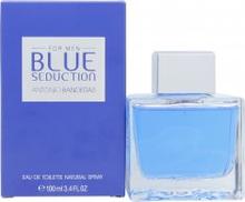 Antonio Banderas Blue Seduction Eau de Toilette 100ml Sprej